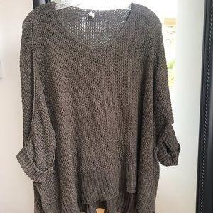 WISHLIST Olive Knit Sweater